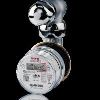 Elektronischer Ventil- und Badewannen Wasserzähler Q water 5.5
